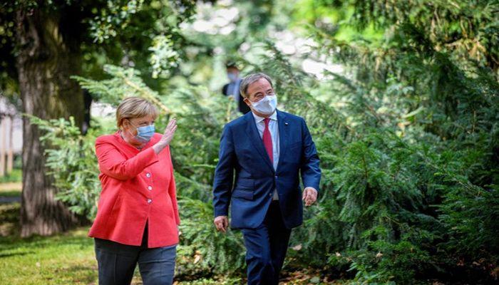 Merkel's CDU in Crisis after Setback in Regional Polls