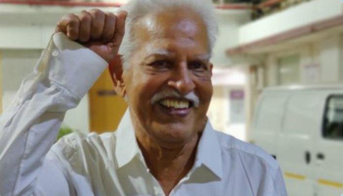 Indian Poet Varavara Rao Released Medical Bail