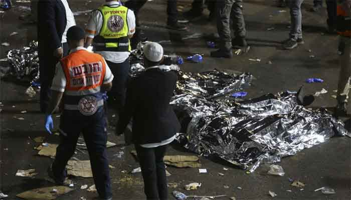 At Least 44 Killed in Stampede at Israeli Religious Festival