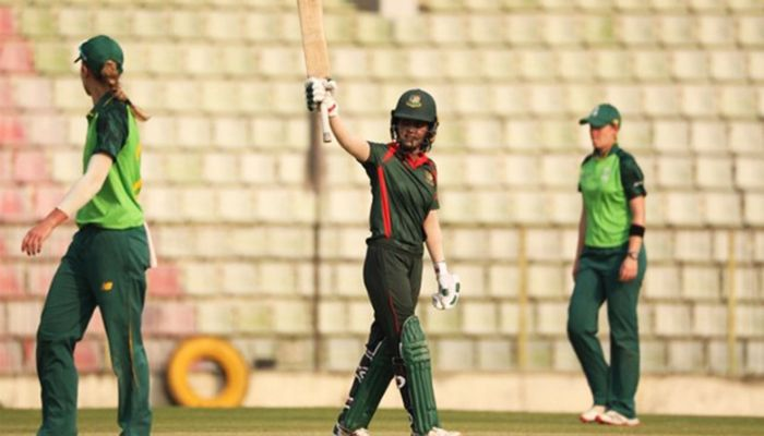 Emerging Team Register 4th Straight Victory against SA