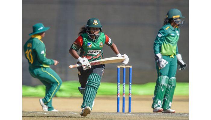 Bangladesh Emerging Women Team Wins Series Against. S. Africa