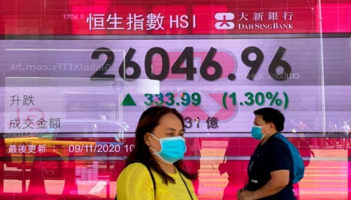 Asian Shares Near 6-Week Highs, Eyes on Fed, US GDP