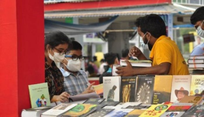 Ekushey Book Fair to Remain Open amid Lockdown