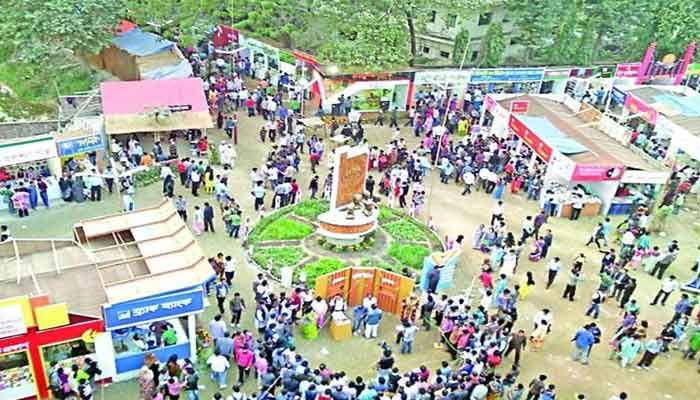 Ekushey Book Fair Ends Today