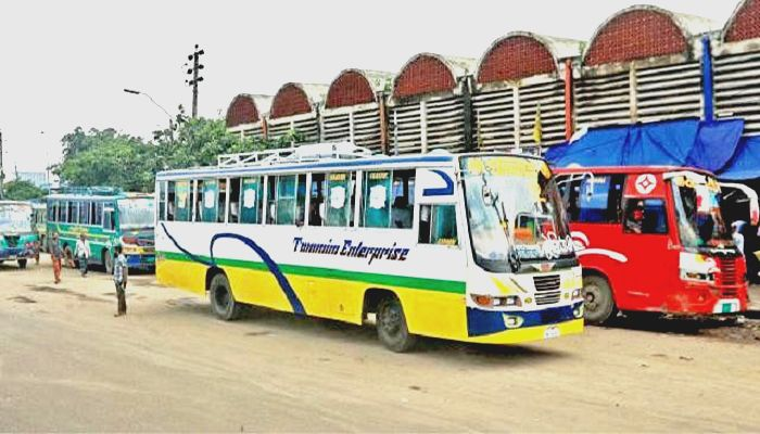 Passengers Happy As Transport Services Resume