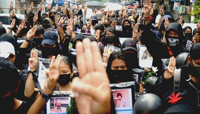 NGOs Call for UN Arms Embargo on Myanmar