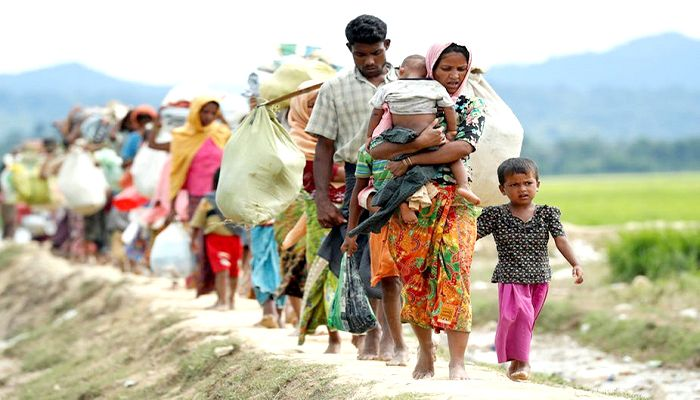 US to Provide $155 More for Rohingyas