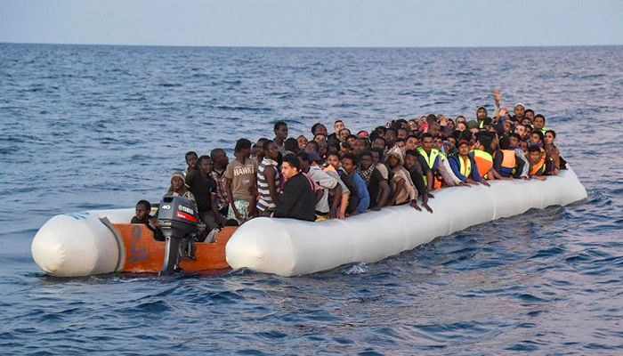 Over 50 Missing after Boat from Libya Sinks
