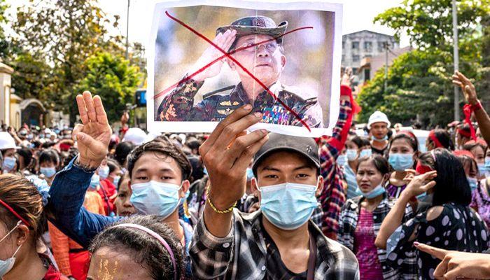 UN Expert Welcomes New Blow against Myanmar Junta