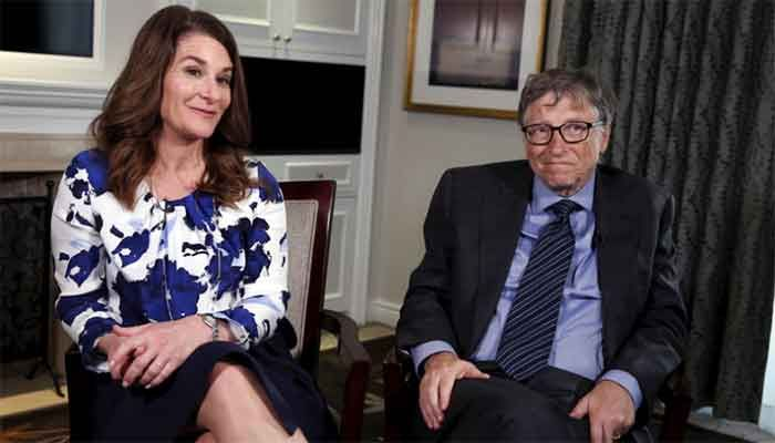 Microsoft co-founder Bill Gates and his wife Melinda sit during an interview in New York February 22, 2016. ||Photo: REUTERS