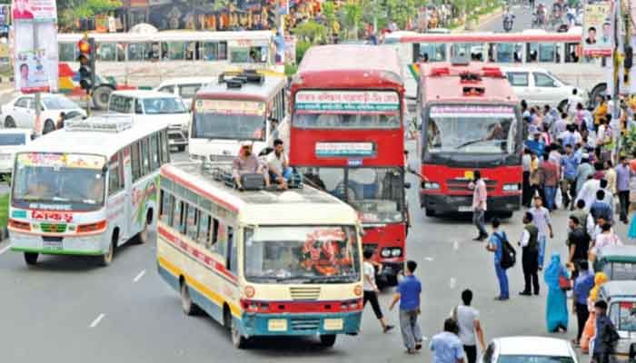 Government Allows Public Transports within Districts