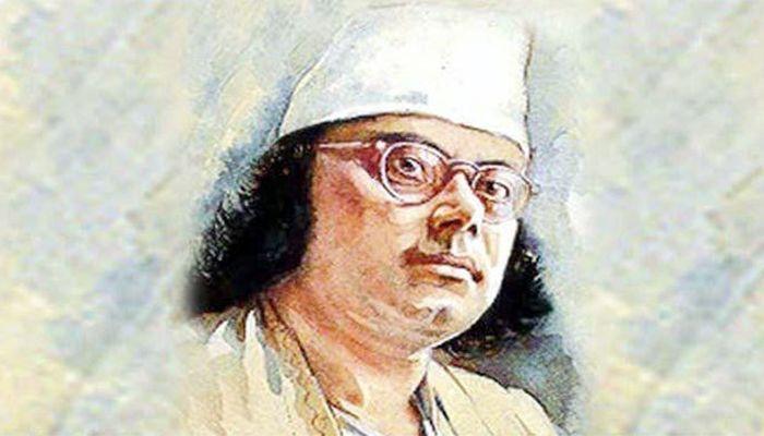 National Poet Kazi Nazrul Islam