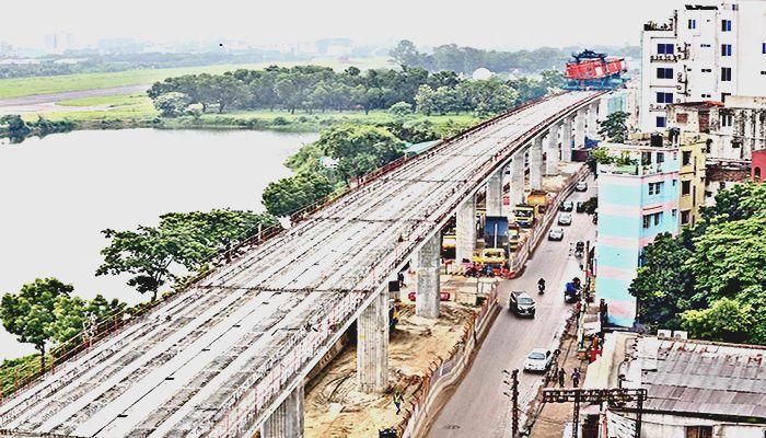 Metro Rail Project Sees 63.2pc Progress: Quader
