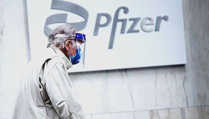 Pfizer Jab Confirmed 95% Protection against Covid-19