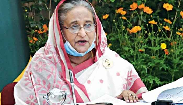 Vaccines to Be Procured at Any Expense, Says PM Hasina