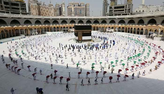 Saudi Arabia to Hold Hajj Pilgrimage under 'Special Conditions' amid COVID-19