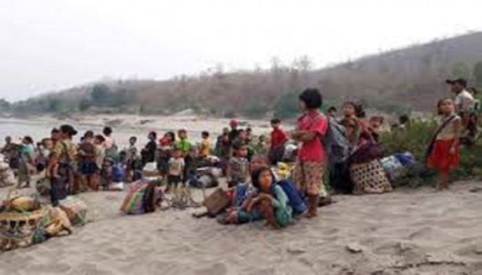 Thailand Instructs to Block Refugees from Myanmar