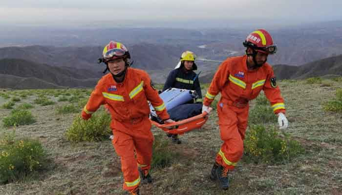 Extreme Cold Weather in China Kills 21 in Ultramarathon