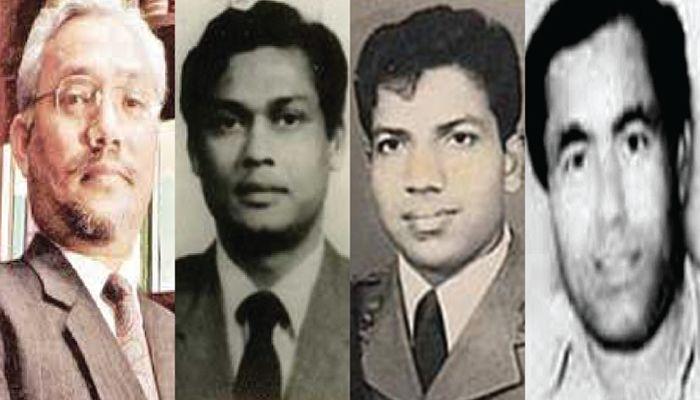 Gazette Issued on Revoking Gallantry Awards of 4 Bangabandhu Killers