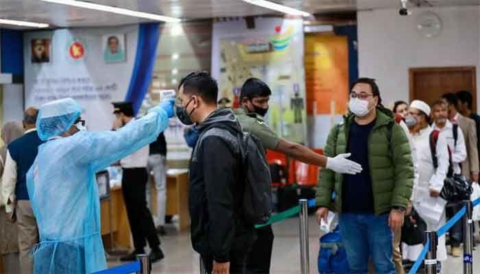 Bangladesh among Top 5 Countries with Covid Surge