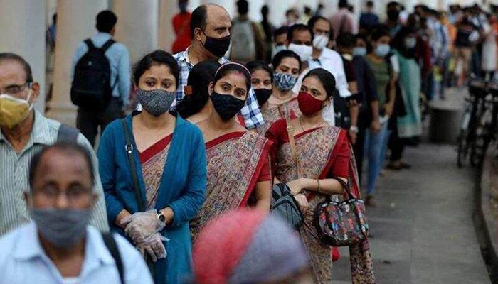India Sees Record 6148 New Covid-19 Deaths