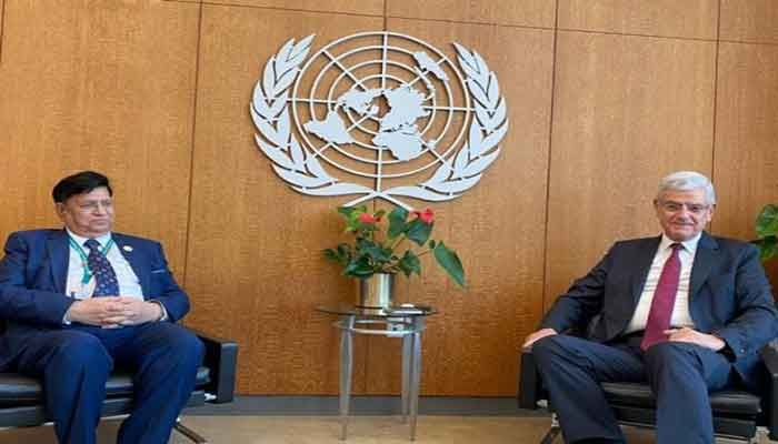 FM Urges UN to Take Immediate Actions to Resolve Rohingya Crisis