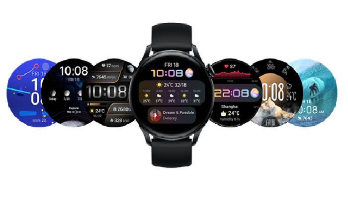 Huawei's brand-new flagship smartwatch