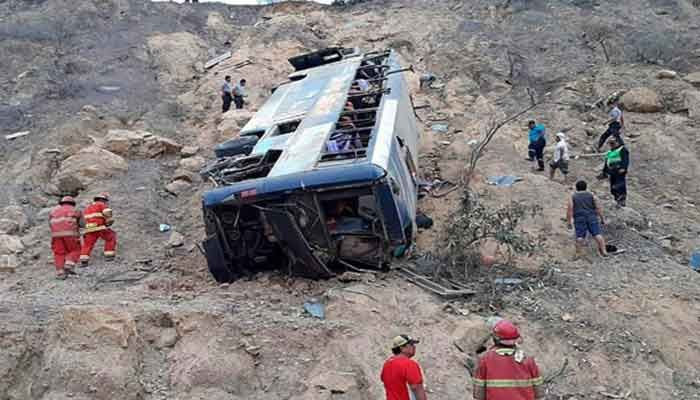 At Least 27 Miners Killed in Peru Bus Accident: Company