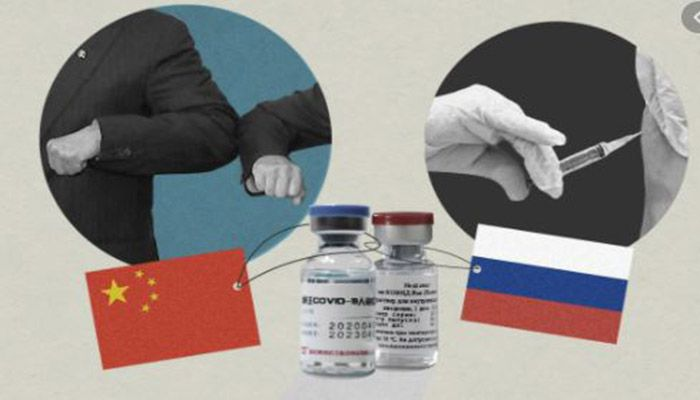 South Asian Nations Turn to China, Russia for Vaccine Help