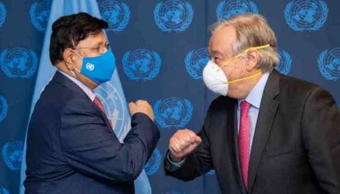 Dhaka Seeks UN SG's Intervention to Resolve Rohingya Crisis