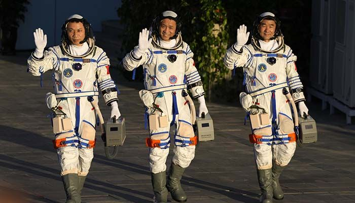 China Space Station: Shenzhou-12 Delivers First Crew to Tianhe Module