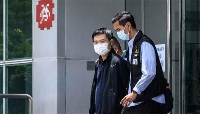 Hong Kong Pro-Democracy Media Executives Denied Bail