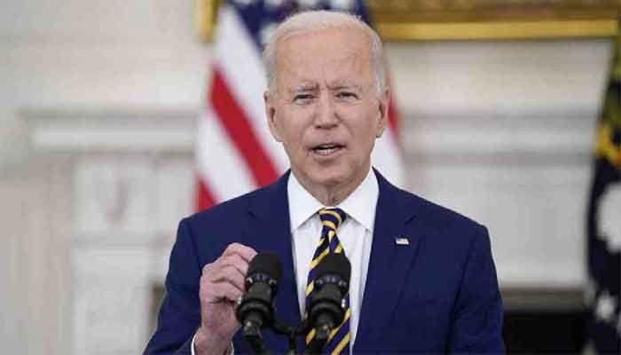 Biden Promotes Milestone of 300M Vaccine Shots in 150 Days