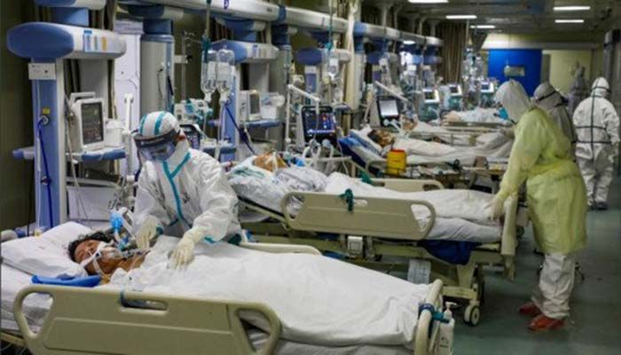 India Adds 67,208 Fresh COVID-19 Cases in Single Day