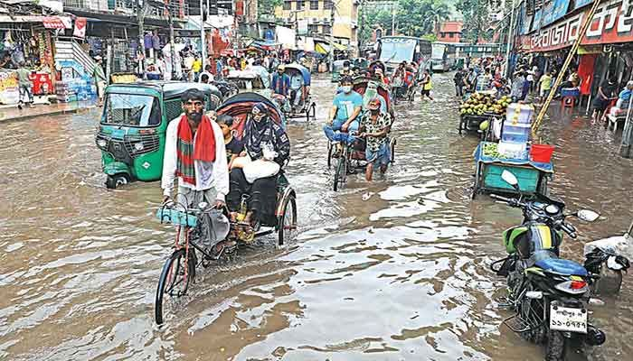 Is Dhaka Falling Liveability?