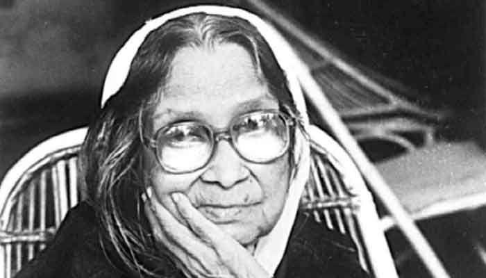 110th Birth Anniversary of Sufia Kamal Today