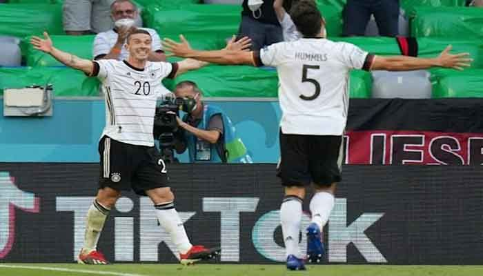 Germany Brush Aside Holders Portugal to Resurrect Euro 2020 Hopes