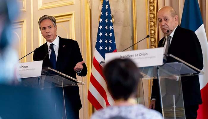 US, France Warn Iran That Time Running out to Revive Deal