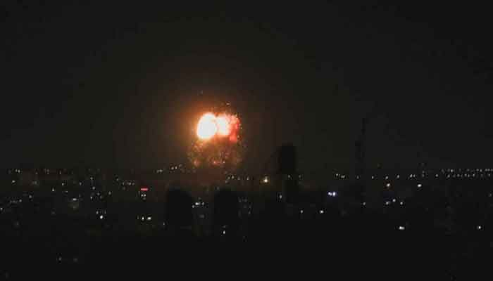 Israel Strikes Gaza for Second Time since Ceasefire