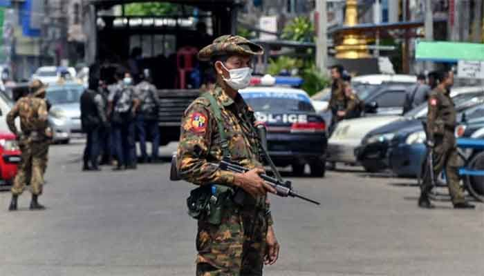 United Nations Calls for Halt of Weapons to Myanmar