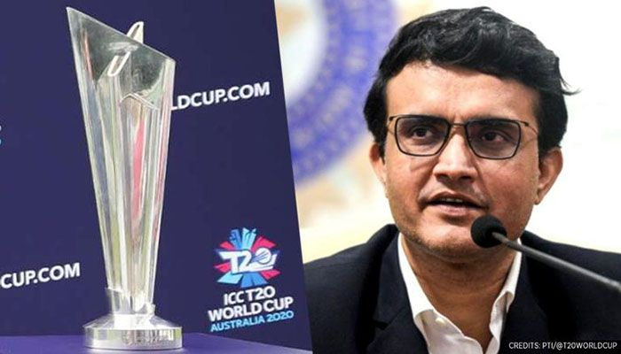 T20 World Cup to Be Shifted from India to UAE: Sourav Ganguly