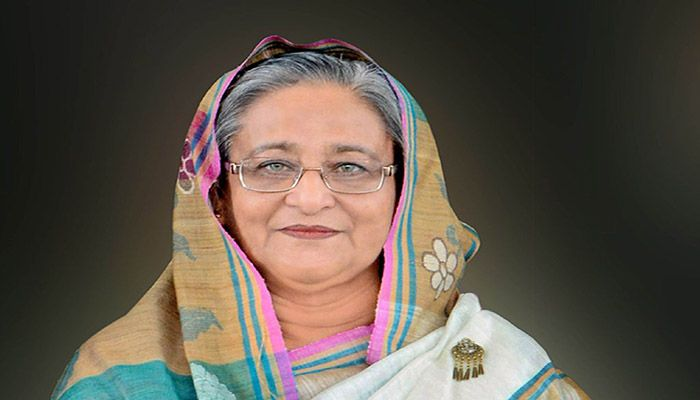 Honorable Prime Minister Sheikh Hasina    Photo: Collected