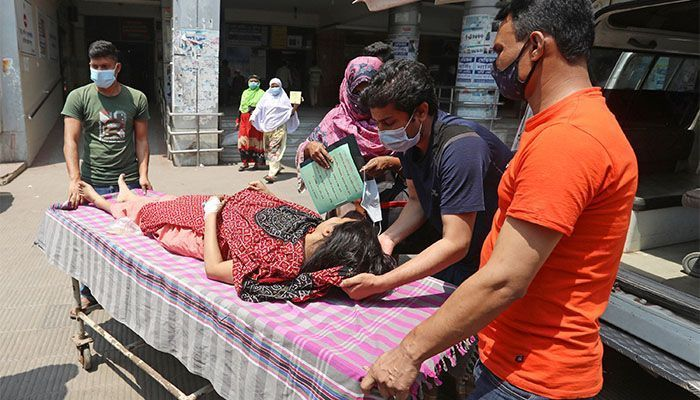 Bangladesh Logs 60 More Covid-19 Deaths; New Cases 3956