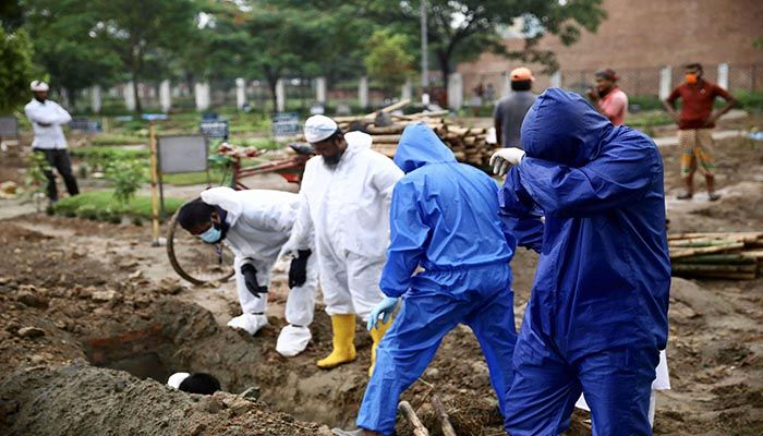 Bangladesh Records 67 More Coronavirus Deaths