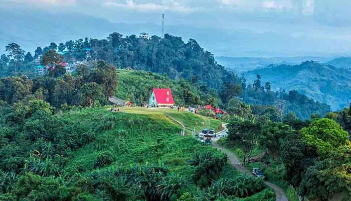 The project was awarded to the Bangladesh Army considering the security risk and other relevant impediments in installing the optical fiber in remote areas of the hill tracks. || Photo: Collected