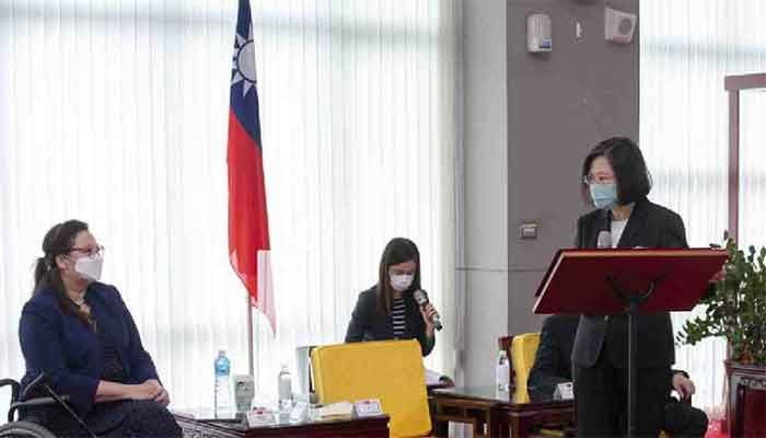 US Sending Taiwan 2.5 Million Vaccine Doses, Tripling Pledge