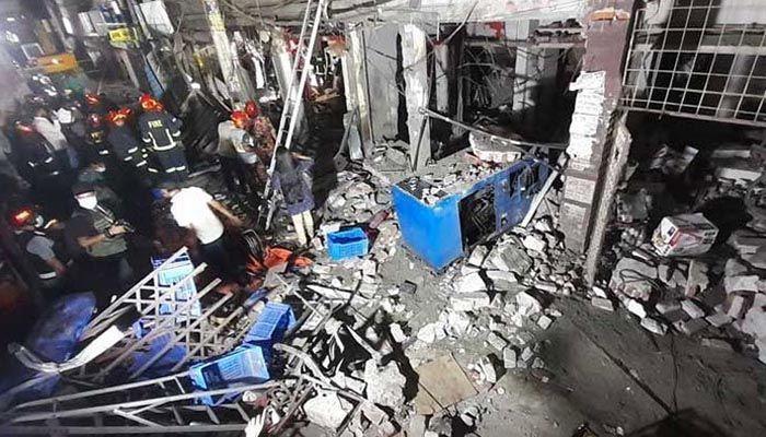 Moghbazar Blast Case Transferred to CTTC