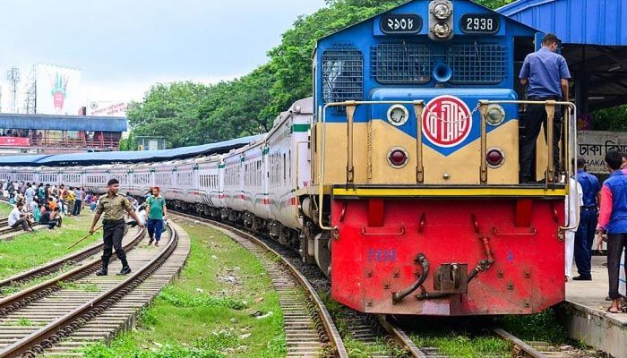 Bangladesh Railways Suspends All Passenger Trains on Eid Day