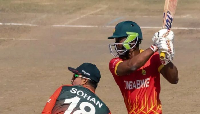 Bangladesh Bowl First in 3rd T20i against Zimbabwe