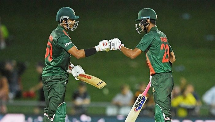Tigers Beat Zimbabwe by 8 Wickets in Bangladesh's 100th T20I